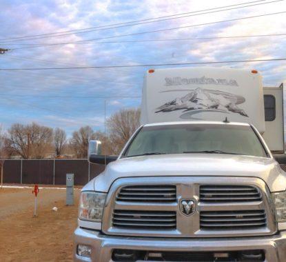Alamosa RV Trailer