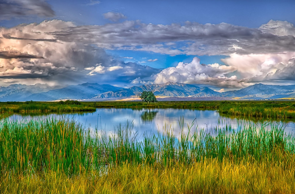 San Luis Valley , Colorado