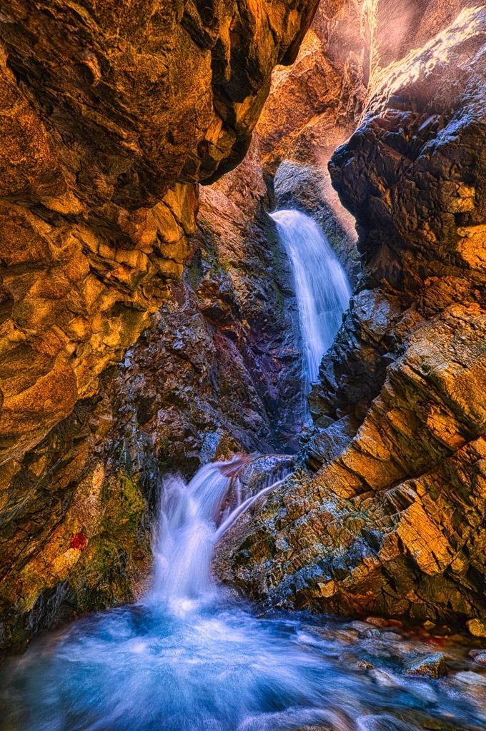 Zapata Falls - Alamosa