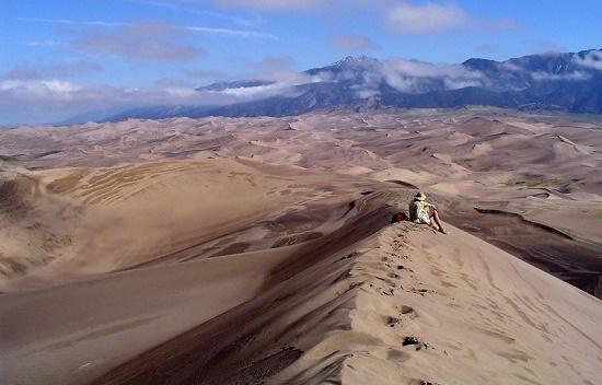 Explore Sand Dunes