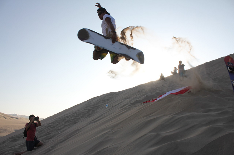 Sand Sports at Great Sand Dunes