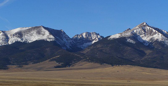 Sangre de Cristo Wilderness