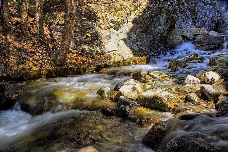Colorado Zapata Falls
