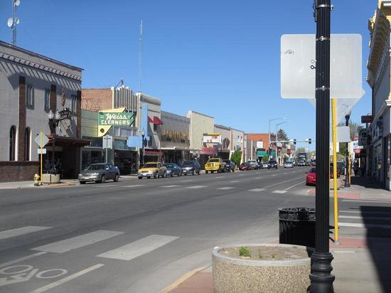 Downtown Alamosa